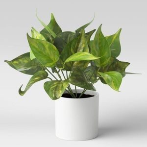 "10"" X 9"" Artificial Leaf Arrangement Threshold"